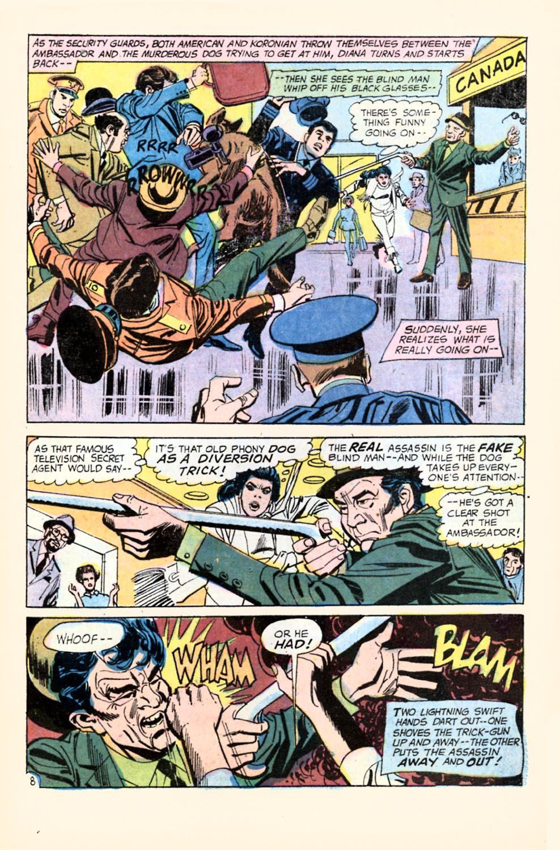 Read online Wonder Woman (1942) comic -  Issue #196 - 11