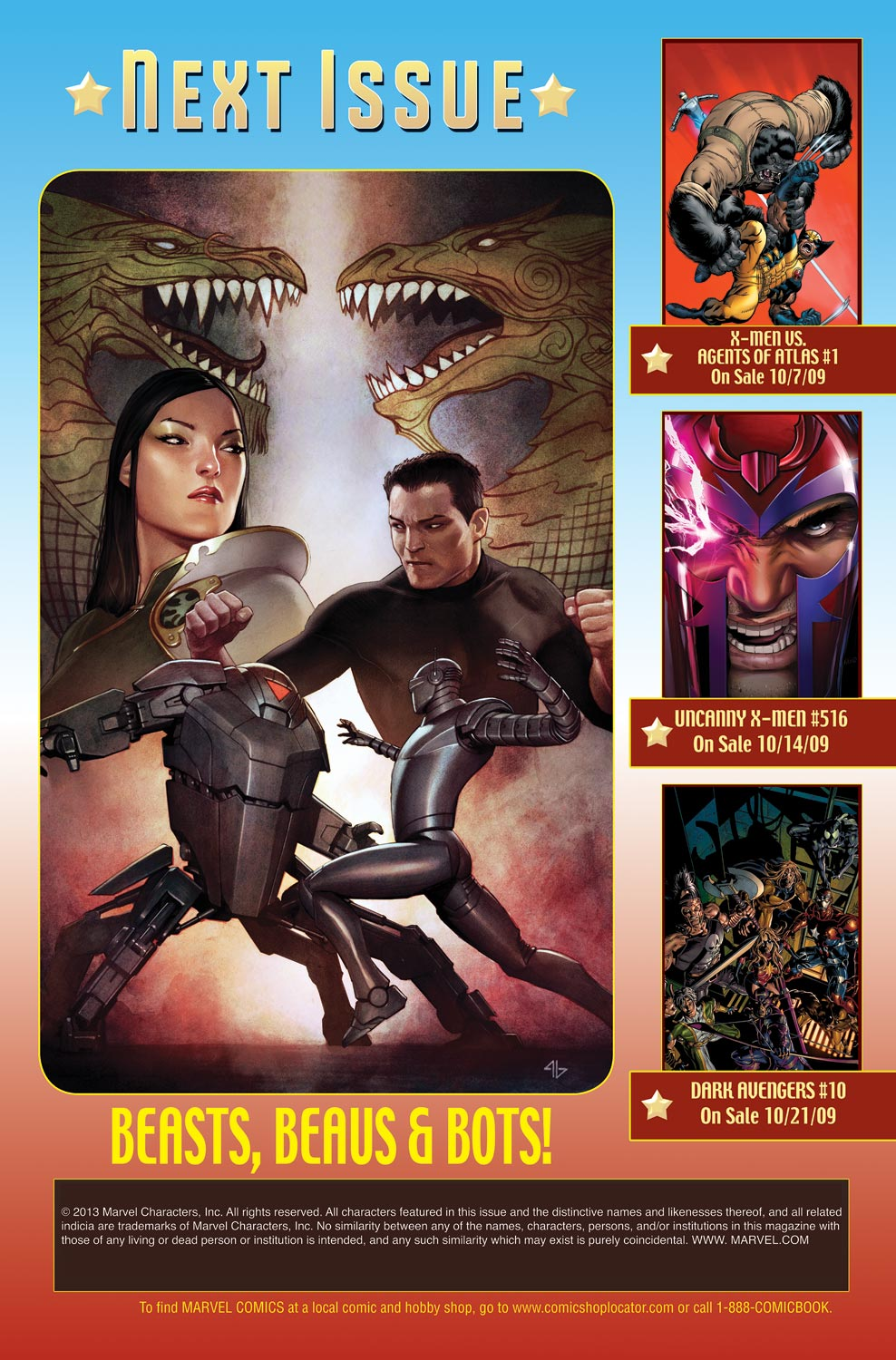 Read online Agents Of Atlas (2009) comic -  Issue #10 - 24
