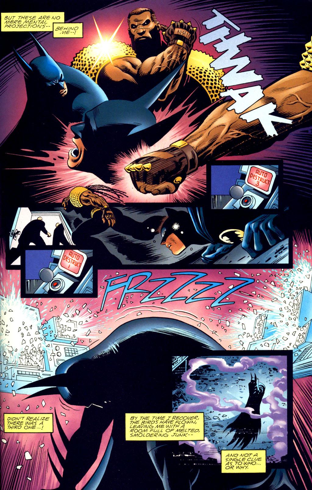 Read online Batman: Dreamland comic -  Issue # Full - 15