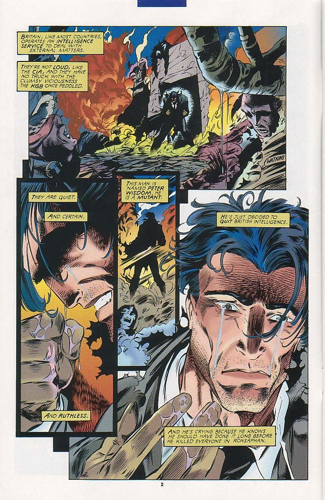 Excalibur (1988) issue 86 - Page 3