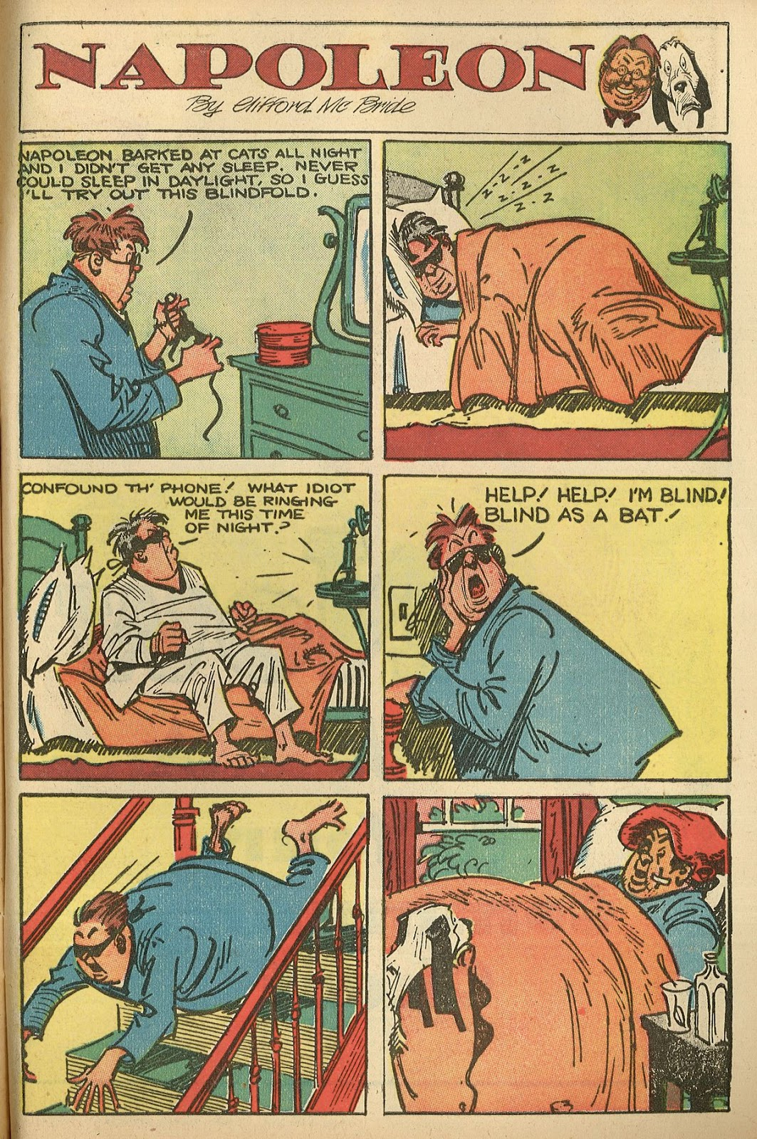 Read online Famous Funnies comic -  Issue #148 - 49