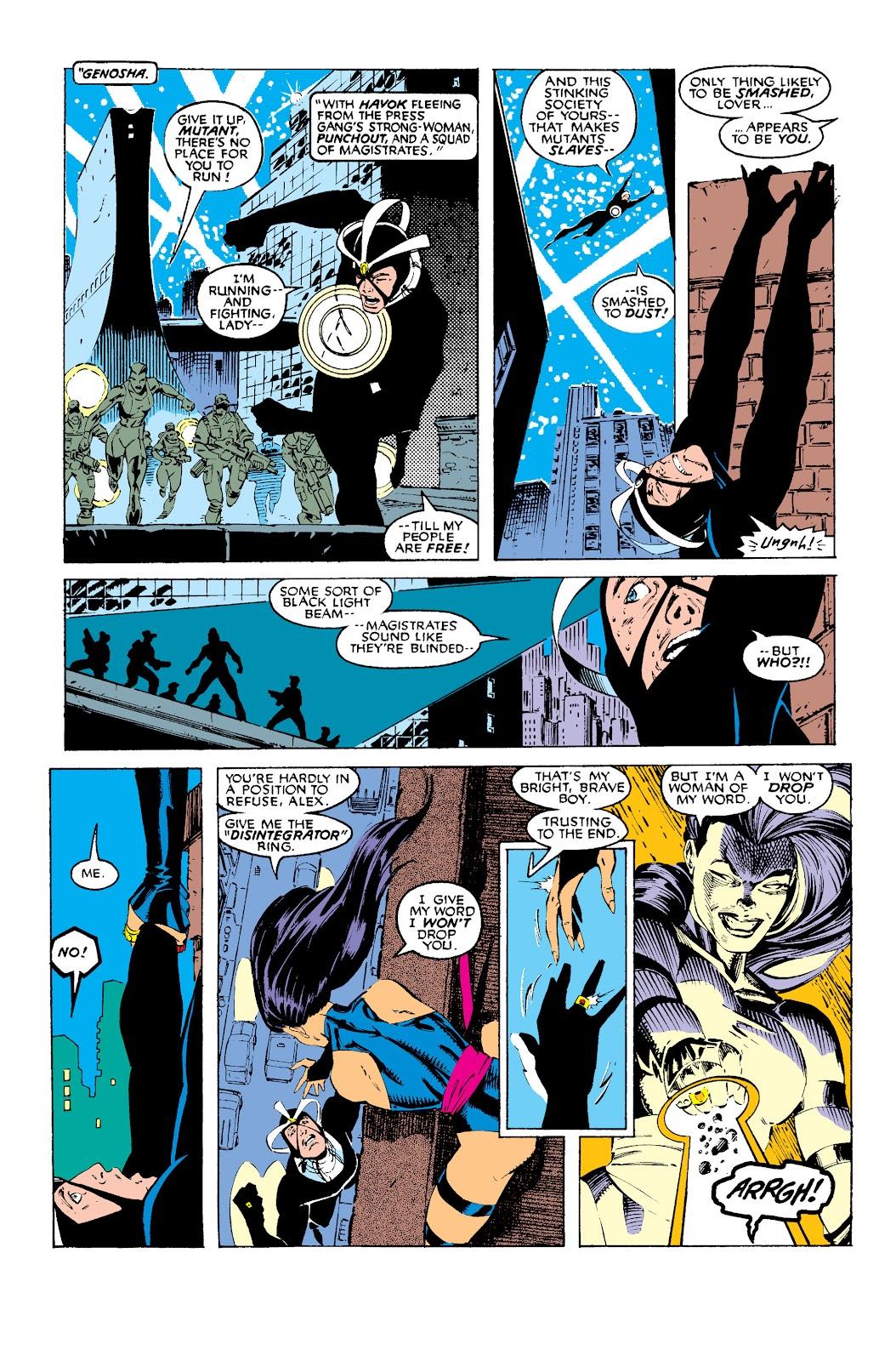 Uncanny X-Men (1963) issue 256 - Page 18