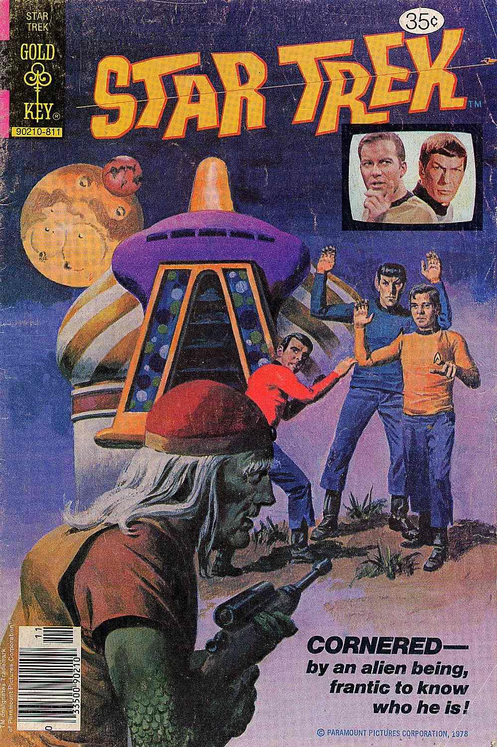 Star Trek (1967) issue 57 - Page 1