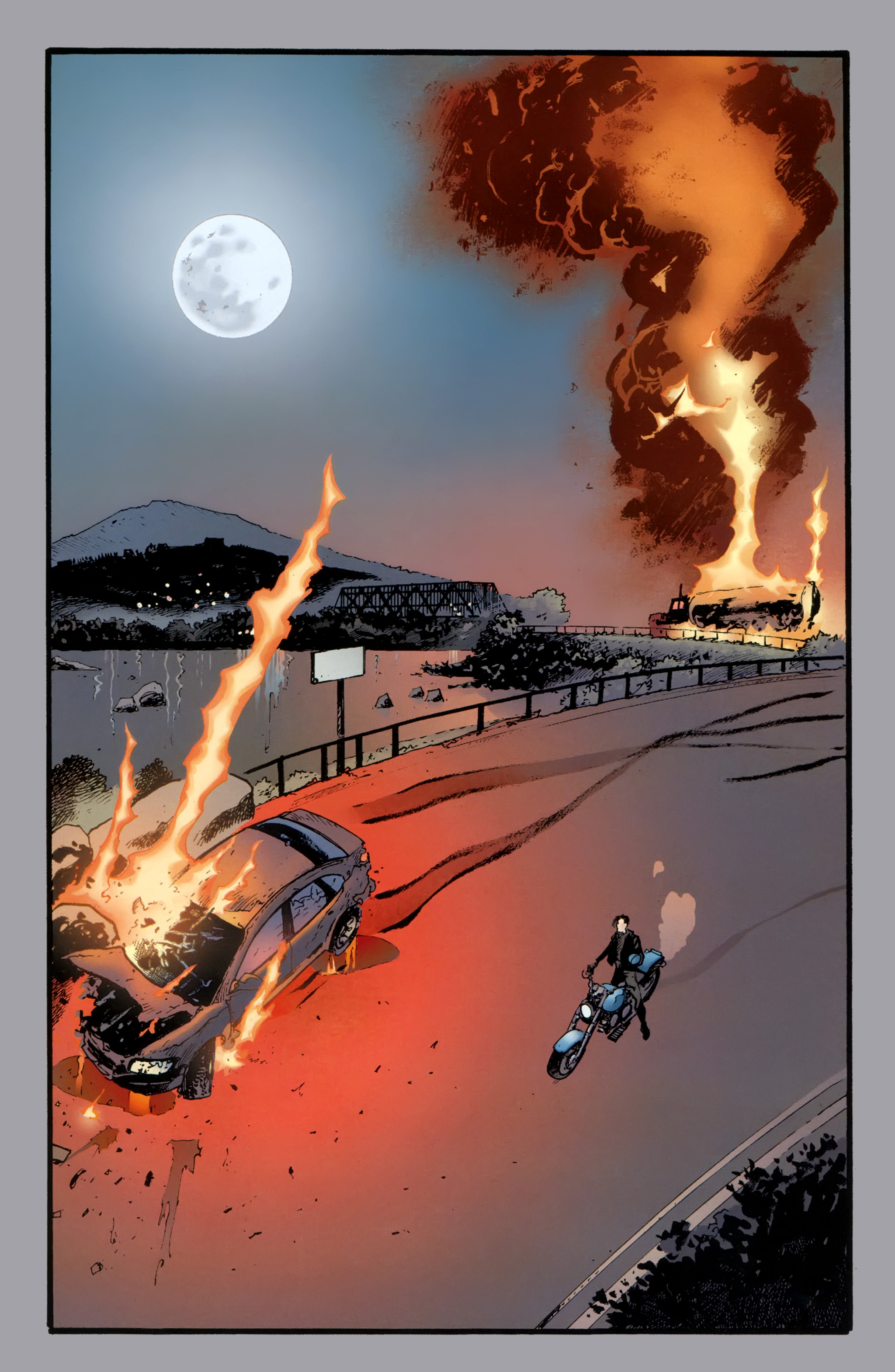 Read online The Girl With the Dragon Tattoo comic -  Issue # TPB 2 - 108
