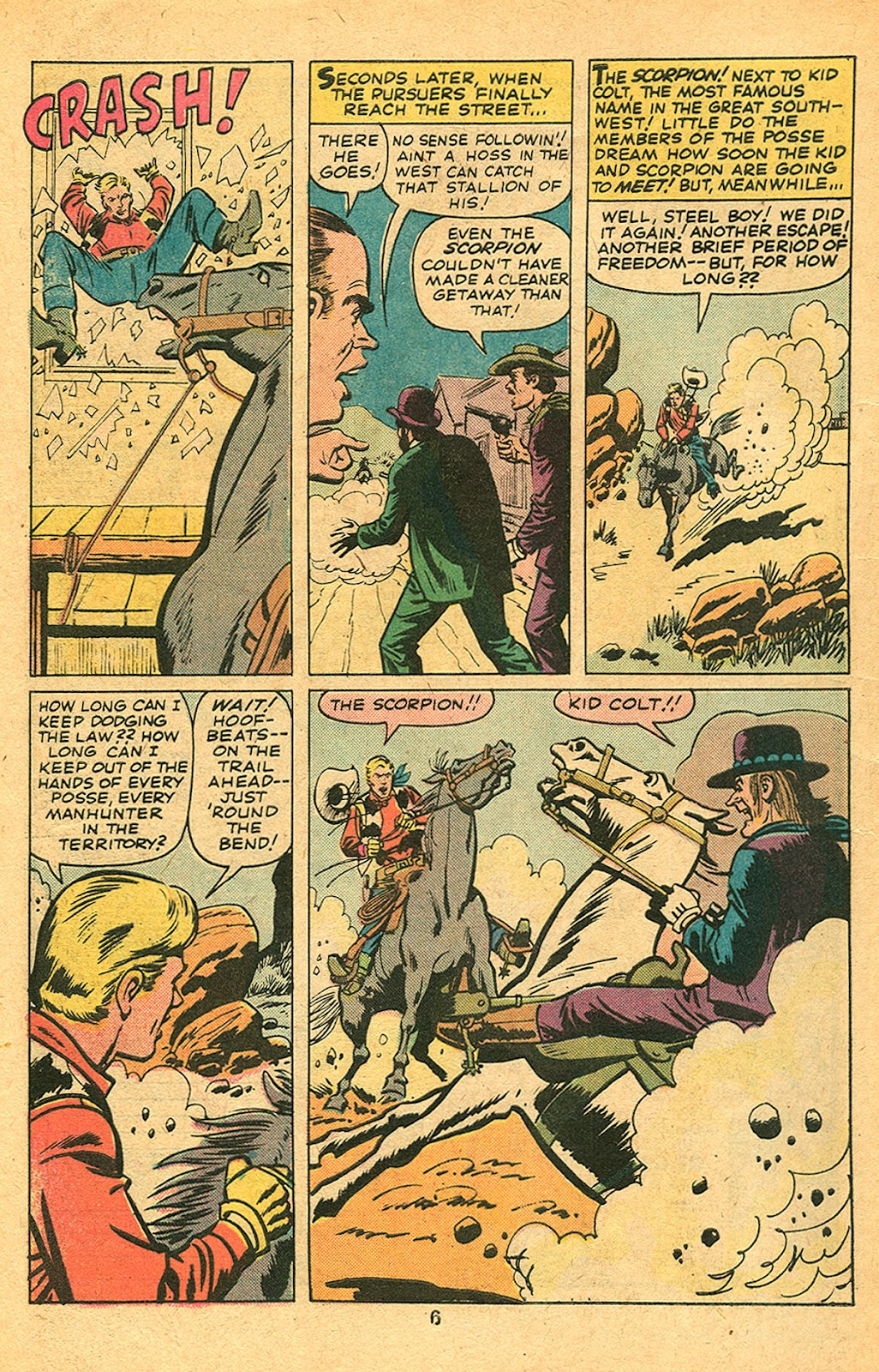 Kid Colt Outlaw issue 193 - Page 8