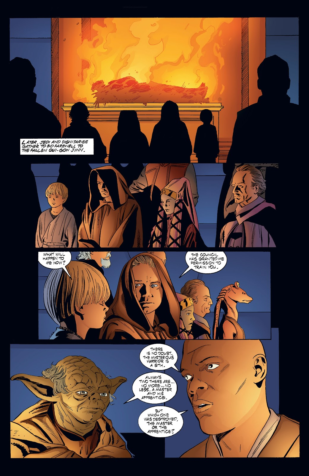 Read online Star Wars Legends: Rise of the Sith - Epic Collection comic -  Issue # TPB 2 (Part 4) - 37