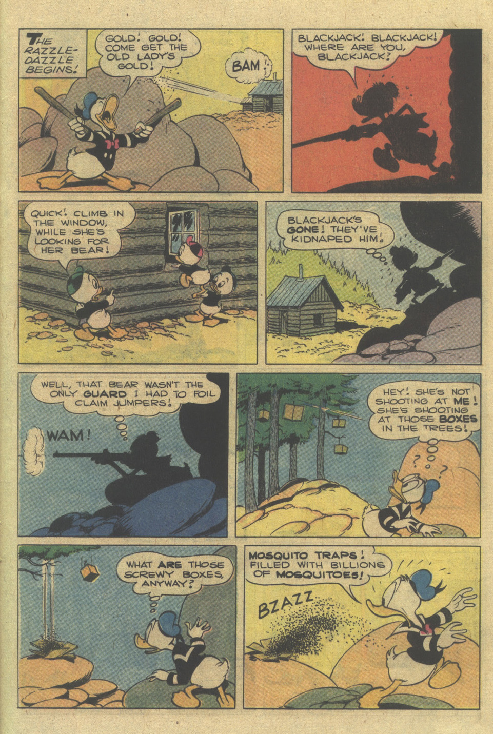 Read online Uncle Scrooge (1953) comic -  Issue #142 - 25