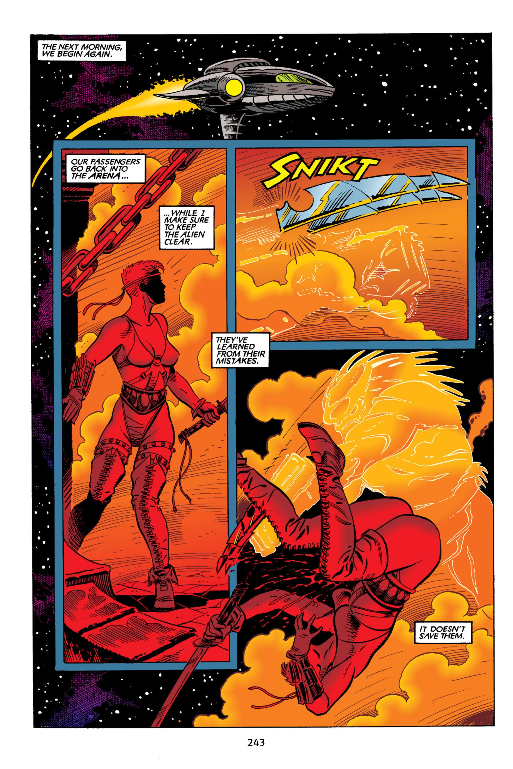 Read online Aliens vs. Predator Omnibus comic -  Issue # _TPB 2 Part 3 - 19