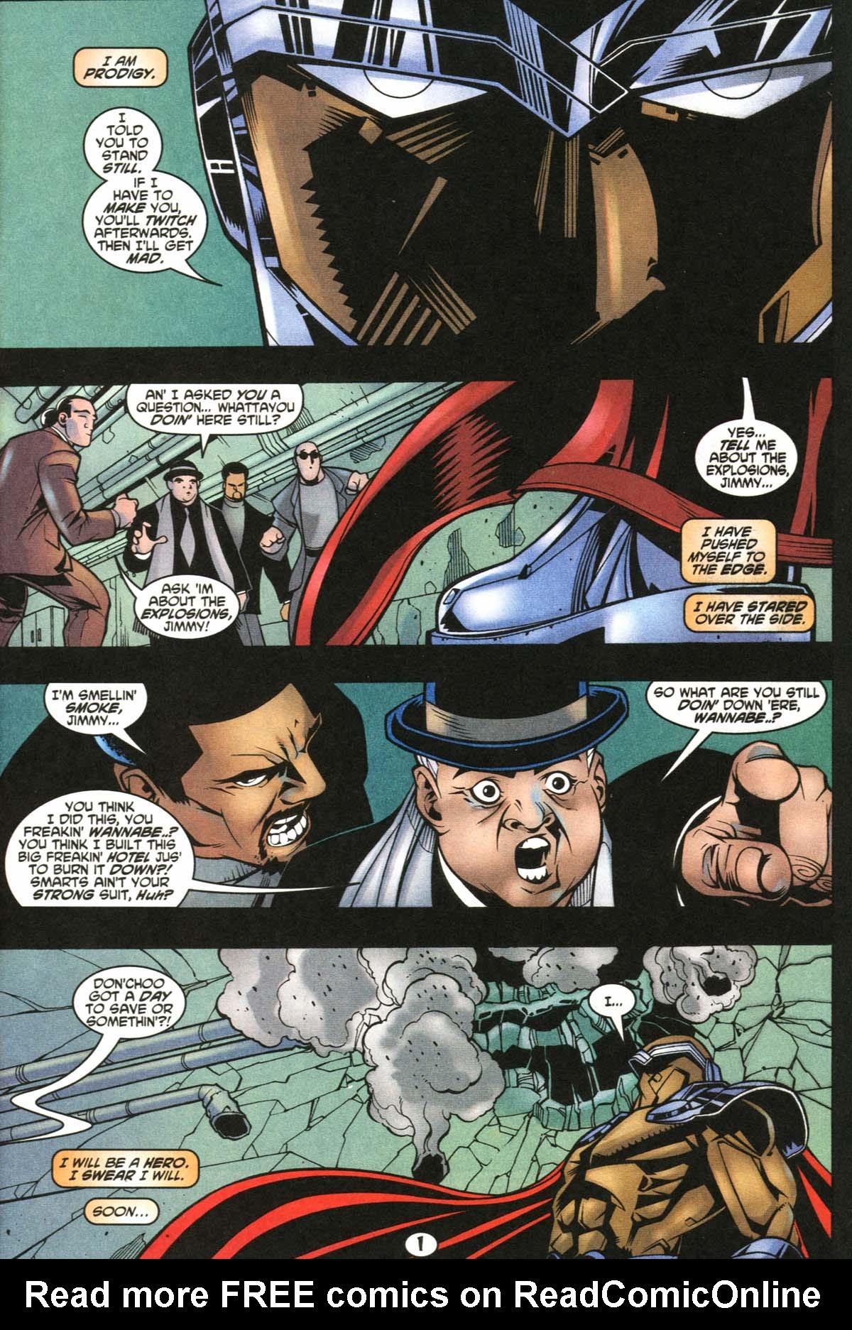 Read online Slingers comic -  Issue #5 - 2