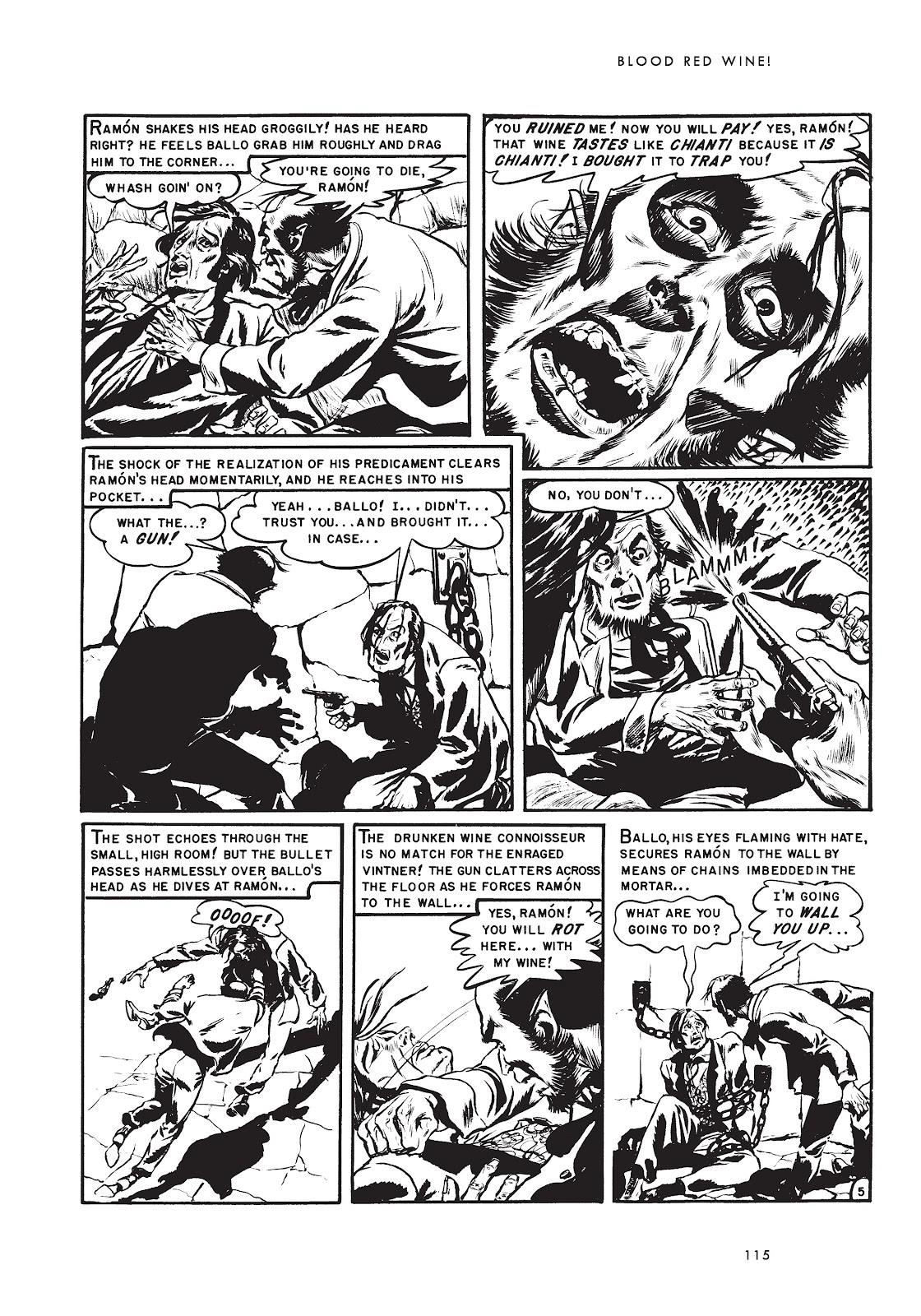 Read online Doctor of Horror and Other Stories comic -  Issue # TPB (Part 2) - 31