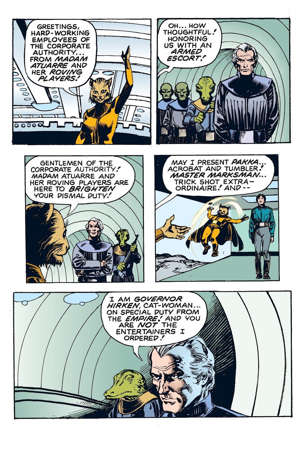 Read online Star Wars Legends: The Newspaper Strips - Epic Collection comic -  Issue # TPB (Part 4) - 50