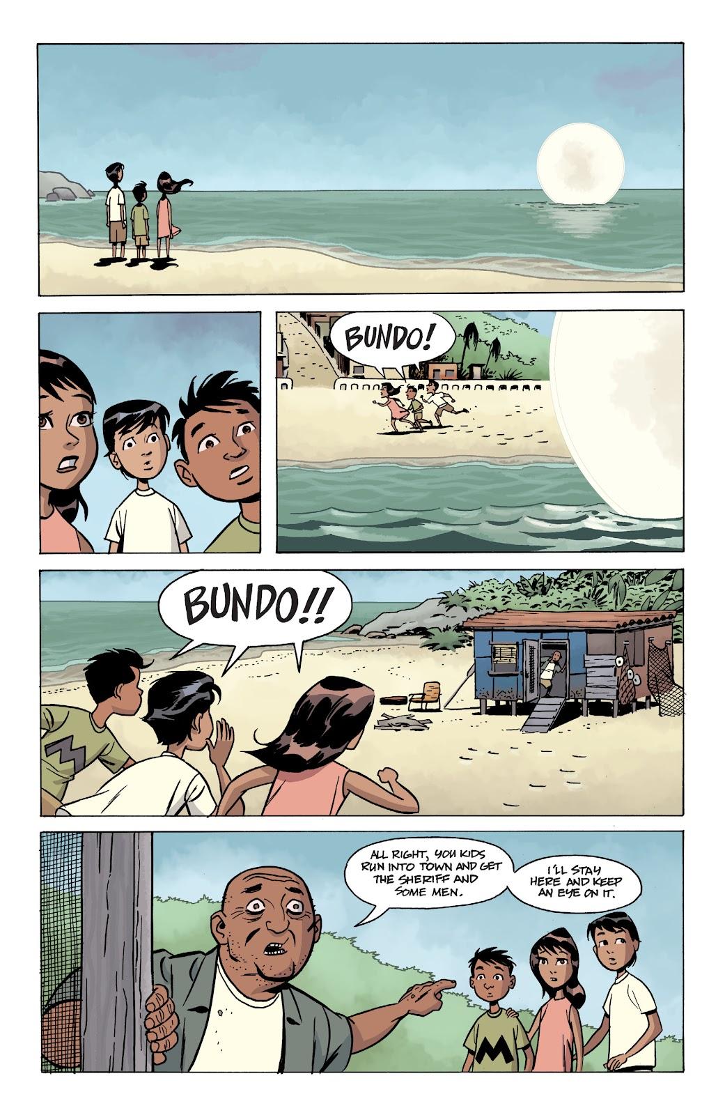 Read online The Twilight Children comic -  Issue #1 - 8