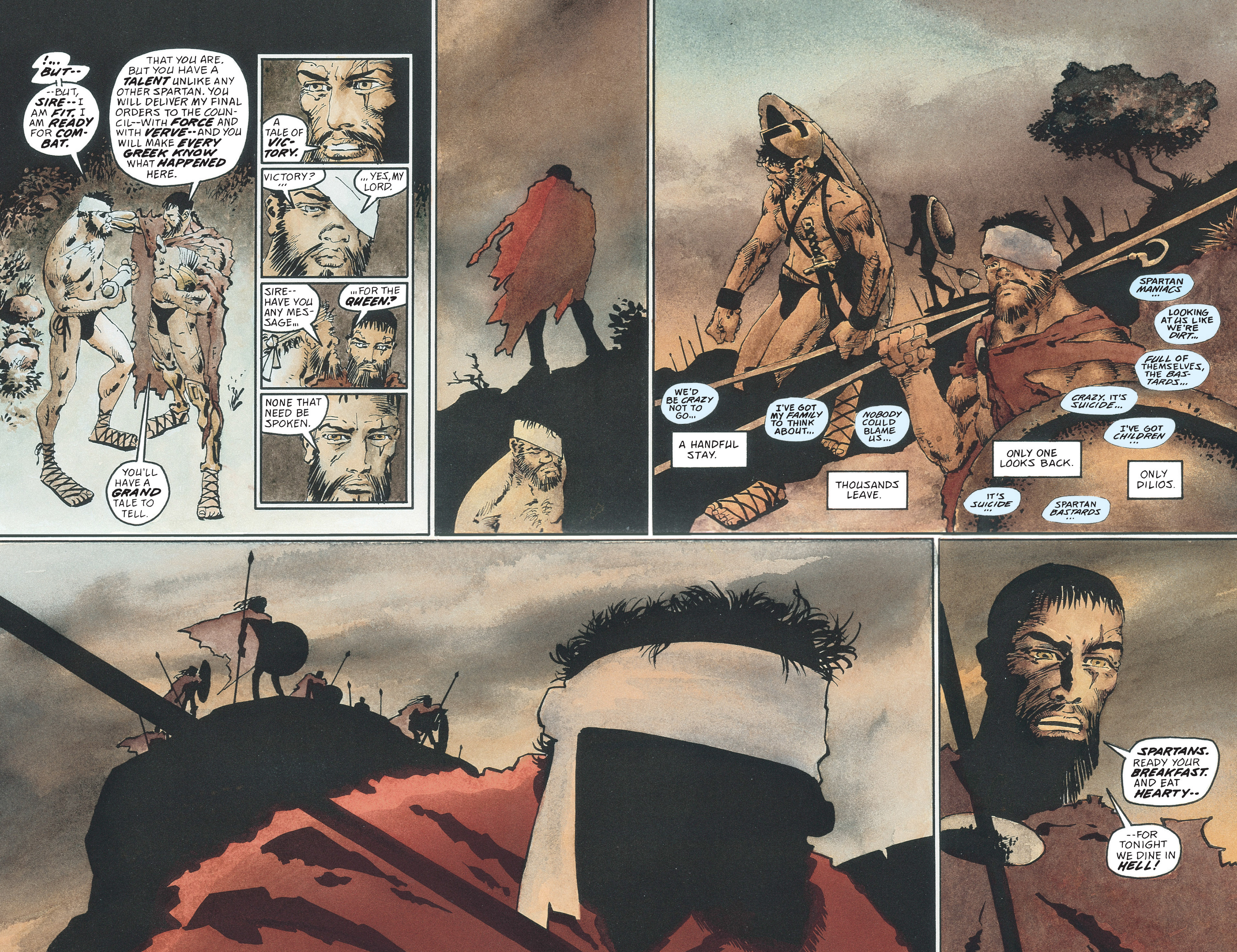 Read online 300 comic -  Issue #300 TPB - 70