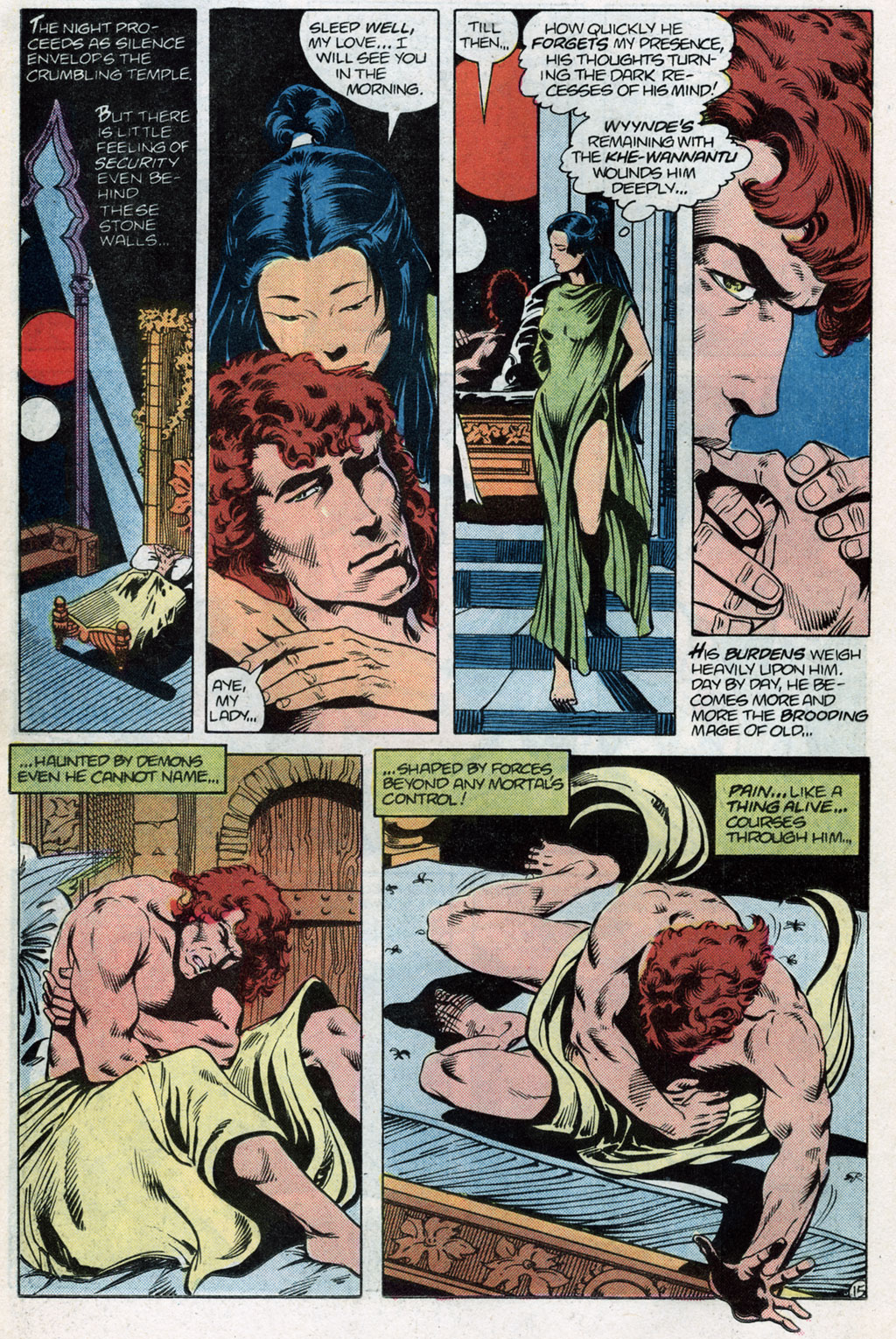 Read online Arion, Lord of Atlantis comic -  Issue #14 - 17