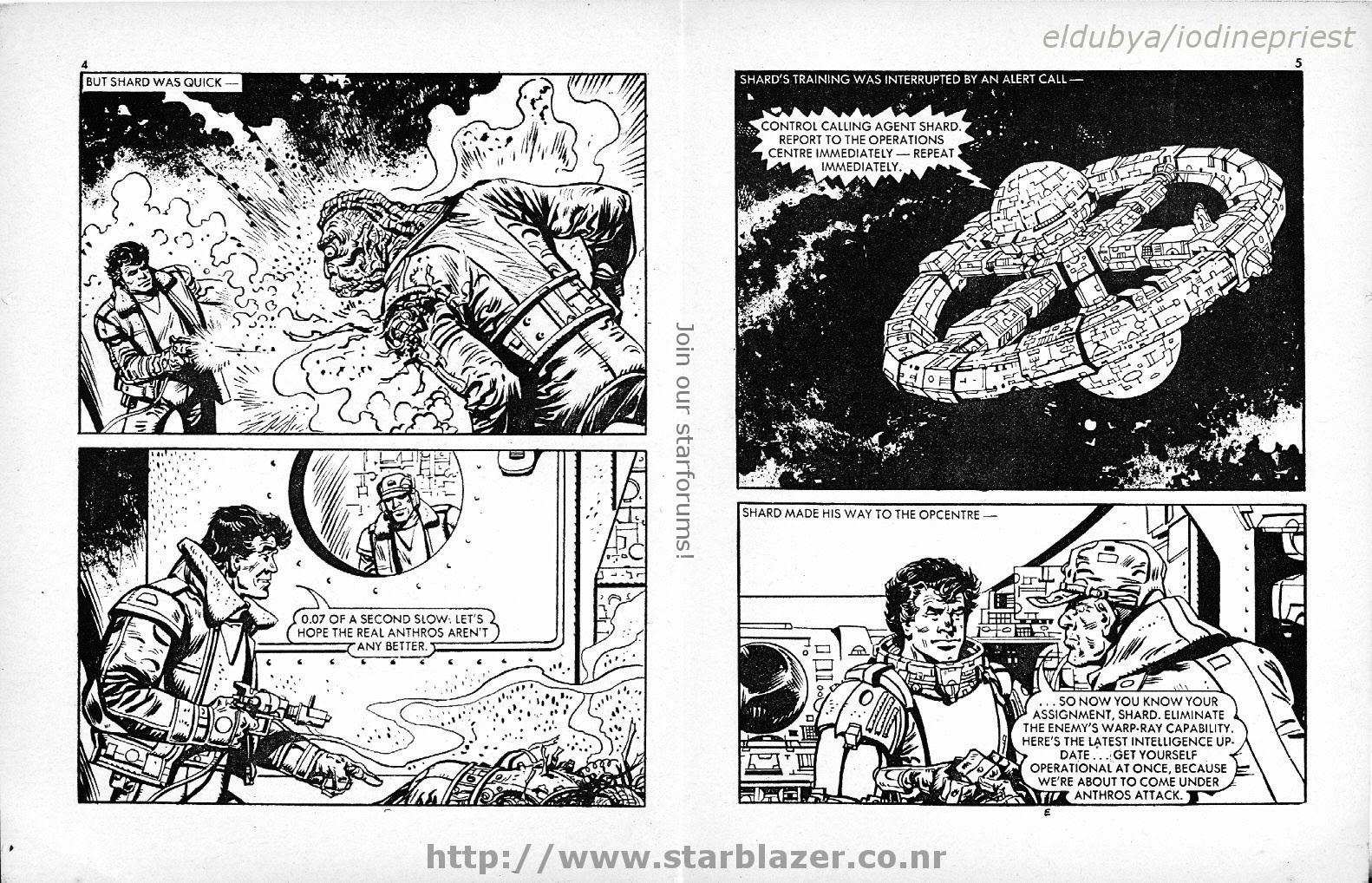 Starblazer issue 114 - Page 4