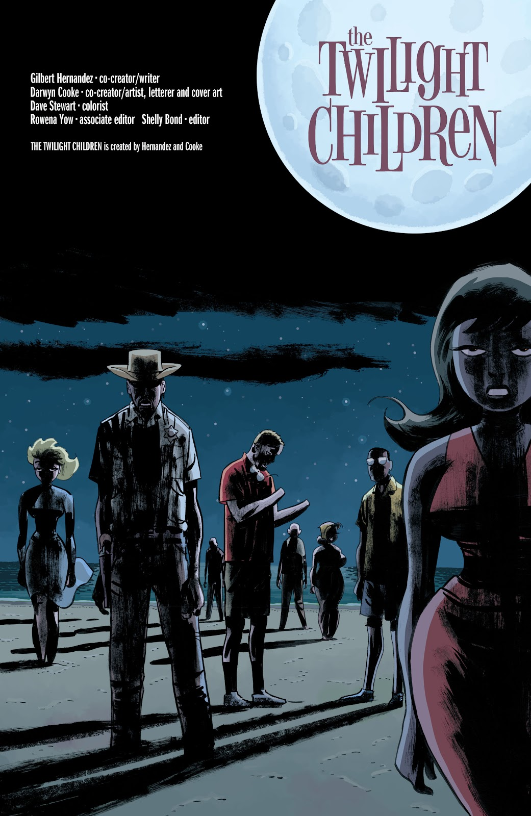 Read online The Twilight Children comic -  Issue #3 - 2