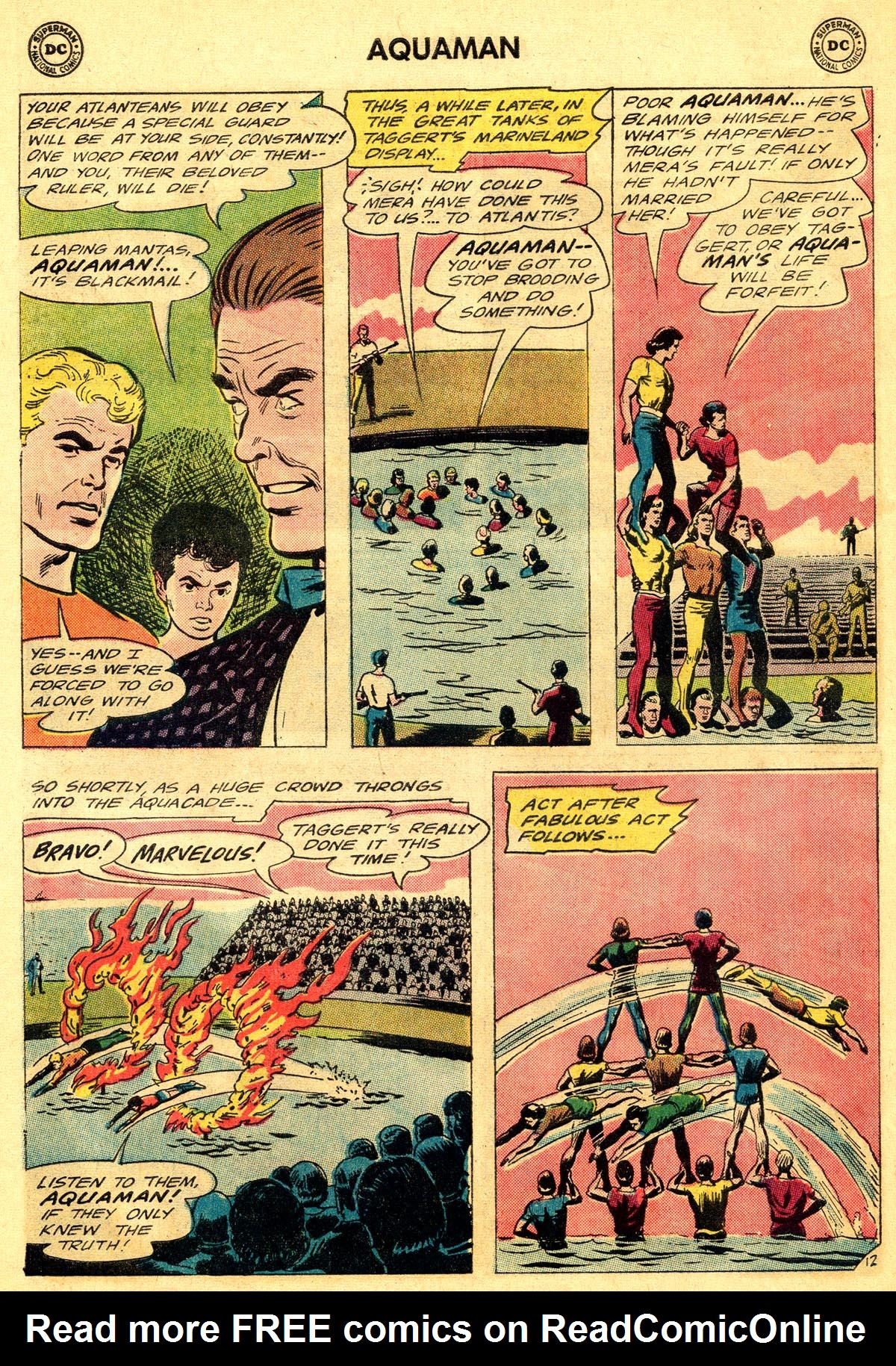 Read online Aquaman (1962) comic -  Issue #19 - 16