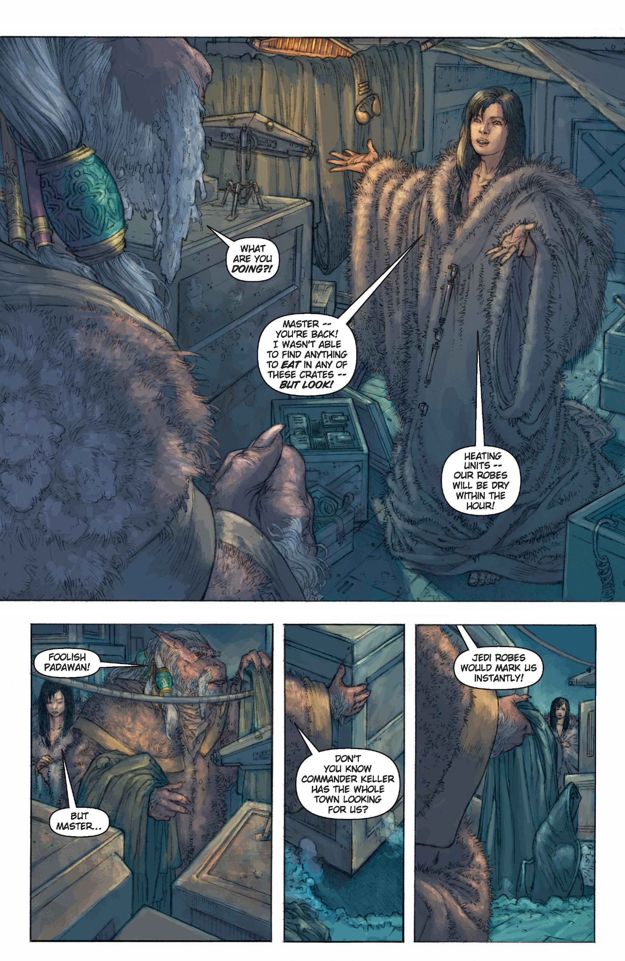 Read online Star Wars Omnibus comic -  Issue # Vol. 31 - 36