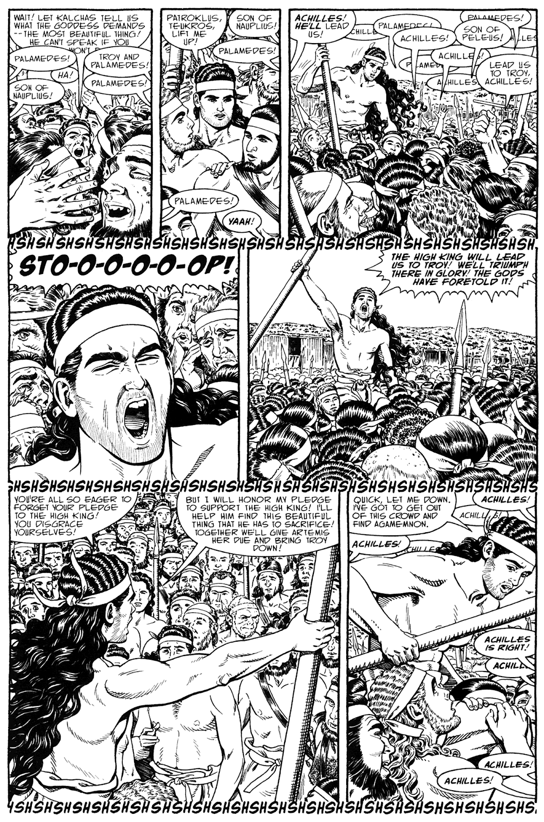Age of Bronze issue 18 - Page 13
