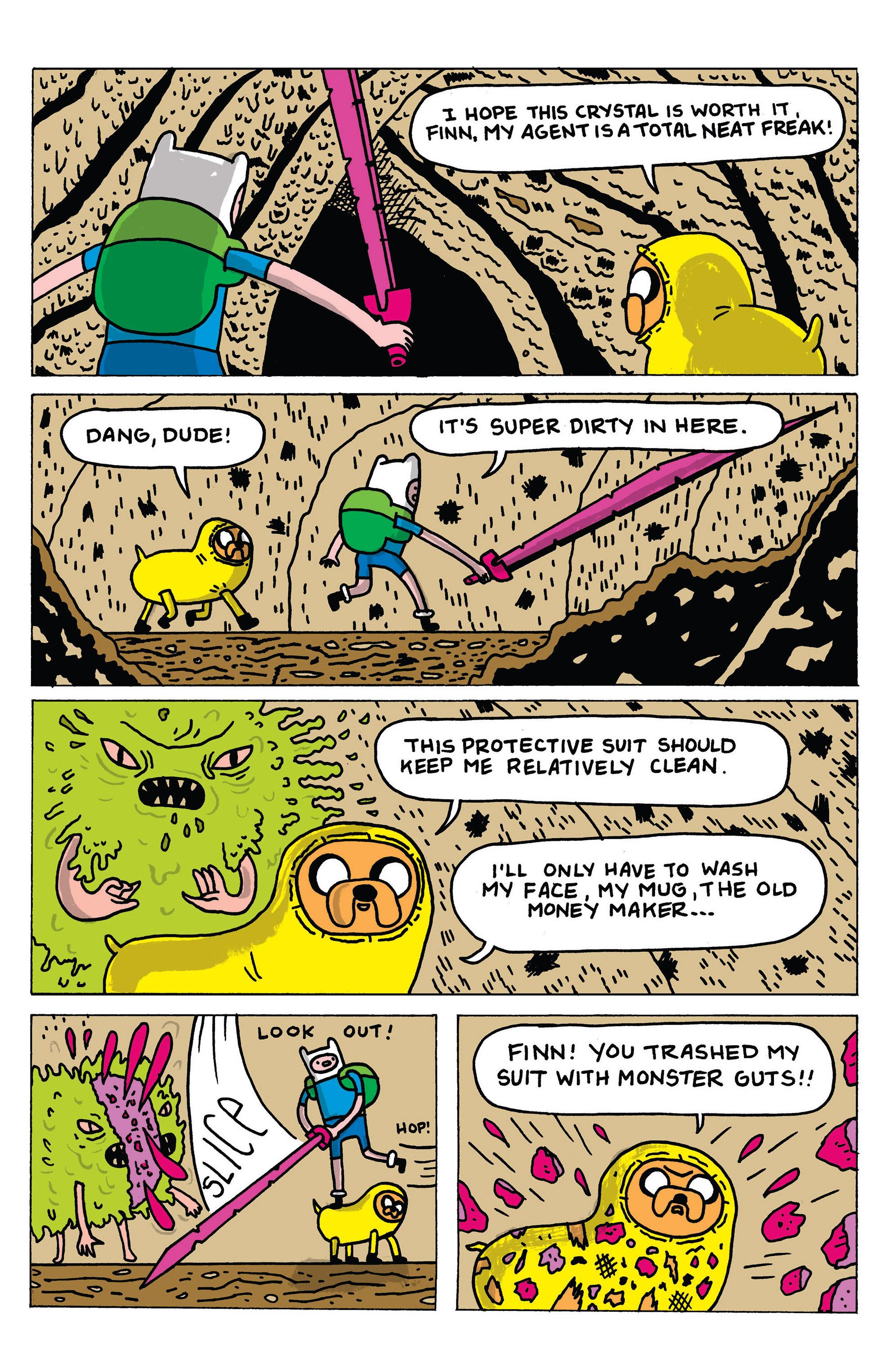 Read online Adventure Time Comics comic -  Issue #2 - 4