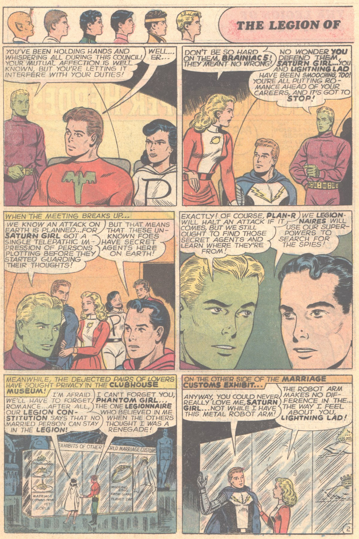 Read online Adventure Comics (1938) comic -  Issue #411 - 24
