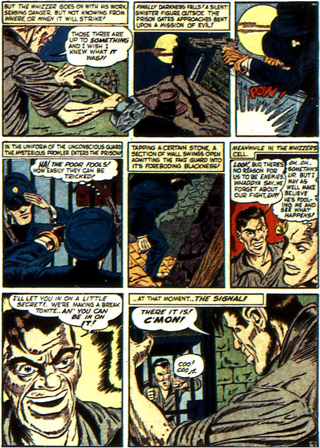Read online All-Winners Comics comic -  Issue #3 - 35