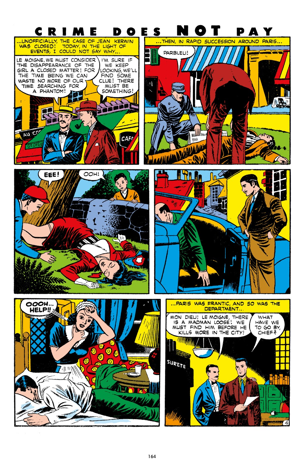 Read online Crime Does Not Pay Archives comic -  Issue # TPB 7 (Part 2) - 66