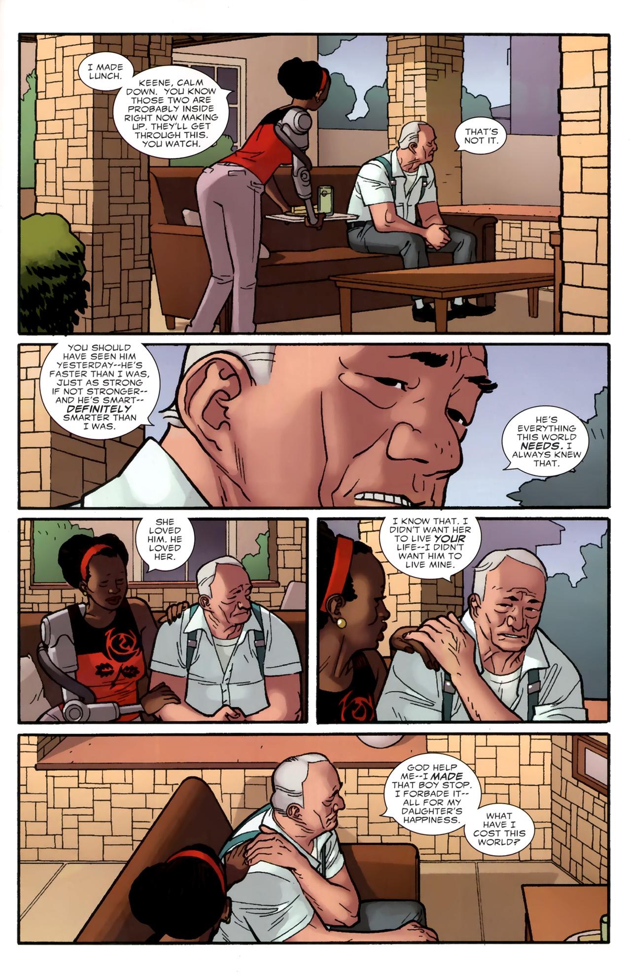 Read online Destroyer comic -  Issue #4 - 20