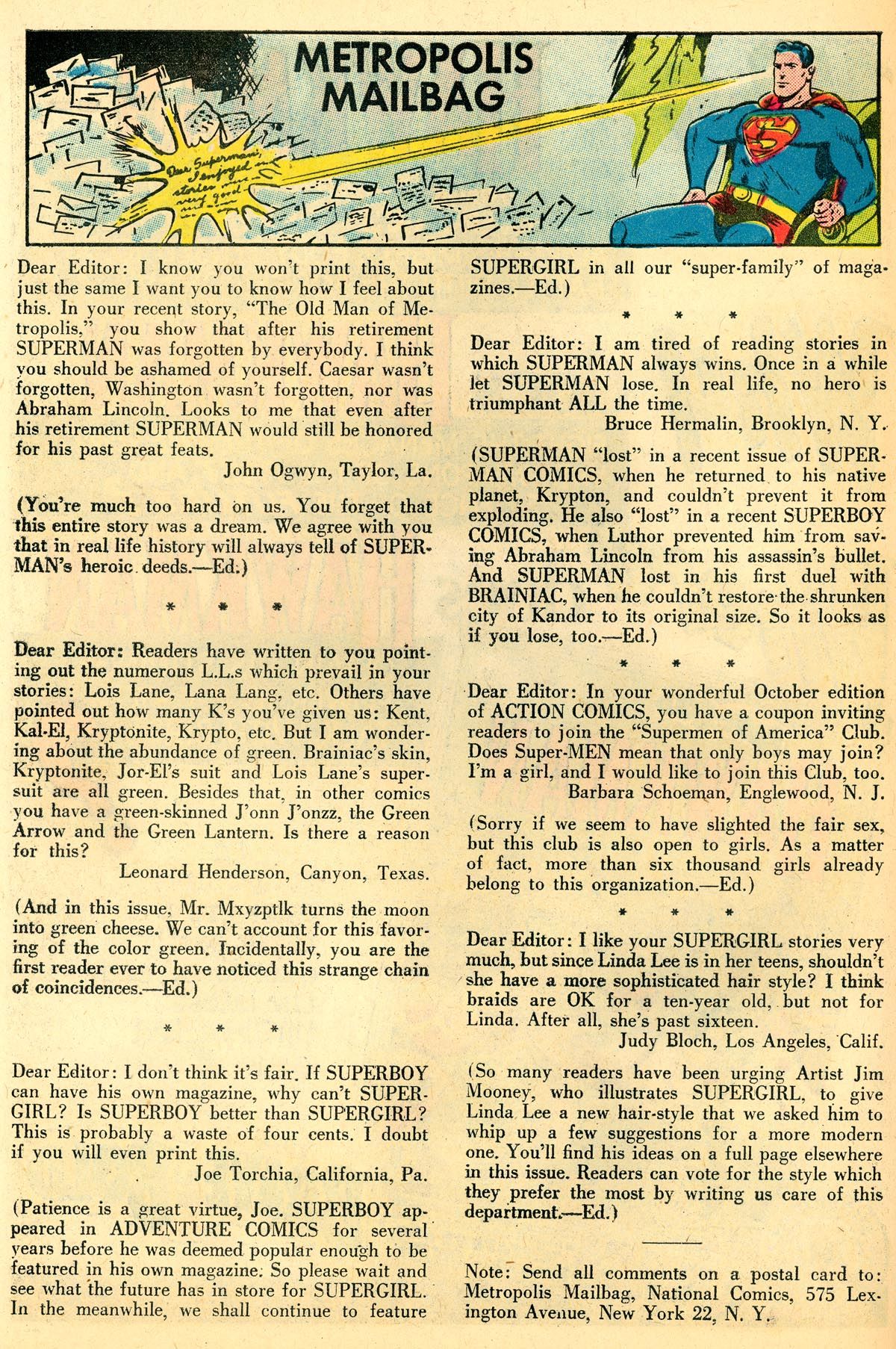 Read online Action Comics (1938) comic -  Issue #273 - 14