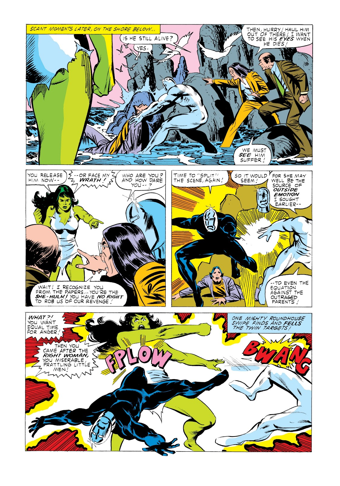 Marvel Masterworks: The Savage She-Hulk issue TPB_1_(Part_3) - Page 36