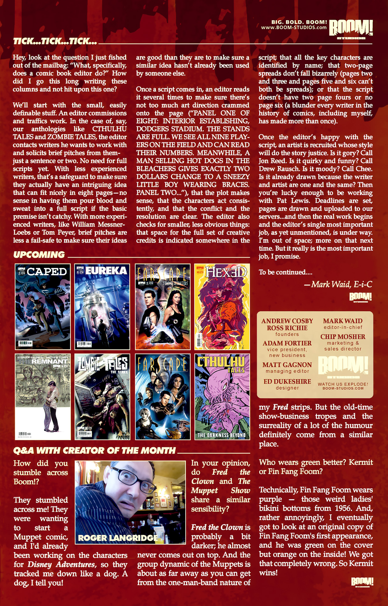 Read online Hexed comic -  Issue #4 - 25