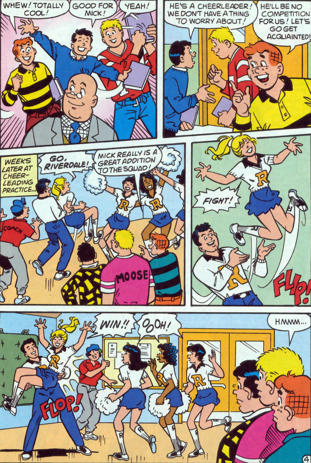 Read online Archie (1960) comic -  Issue #478 - 22