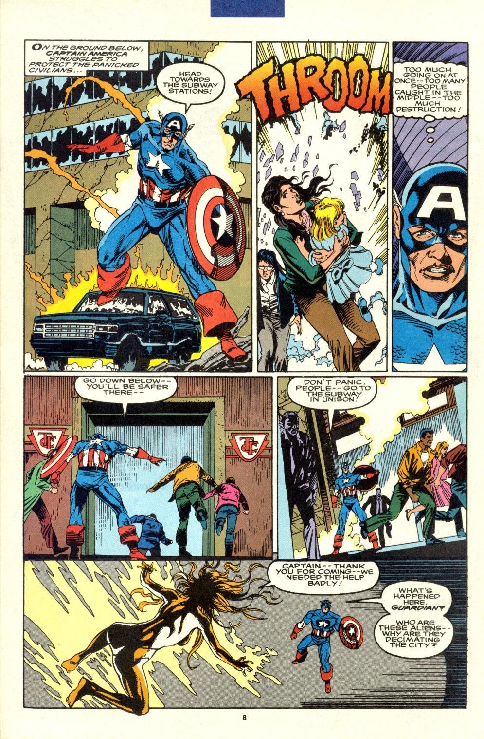 Read online Alpha Flight (1983) comic -  Issue #99 - 7