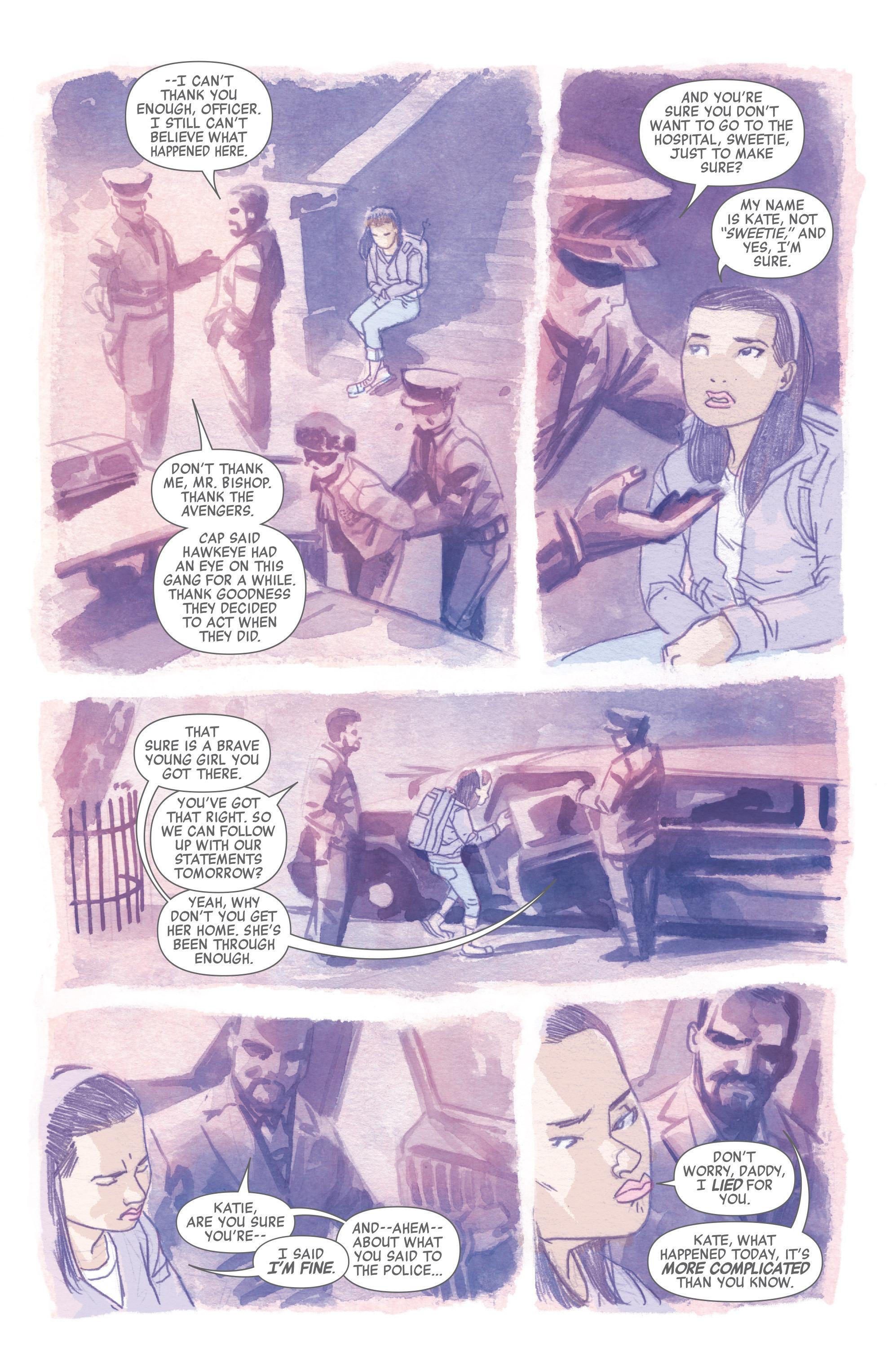 Read online All-New Hawkeye (2016) comic -  Issue #6 - 14