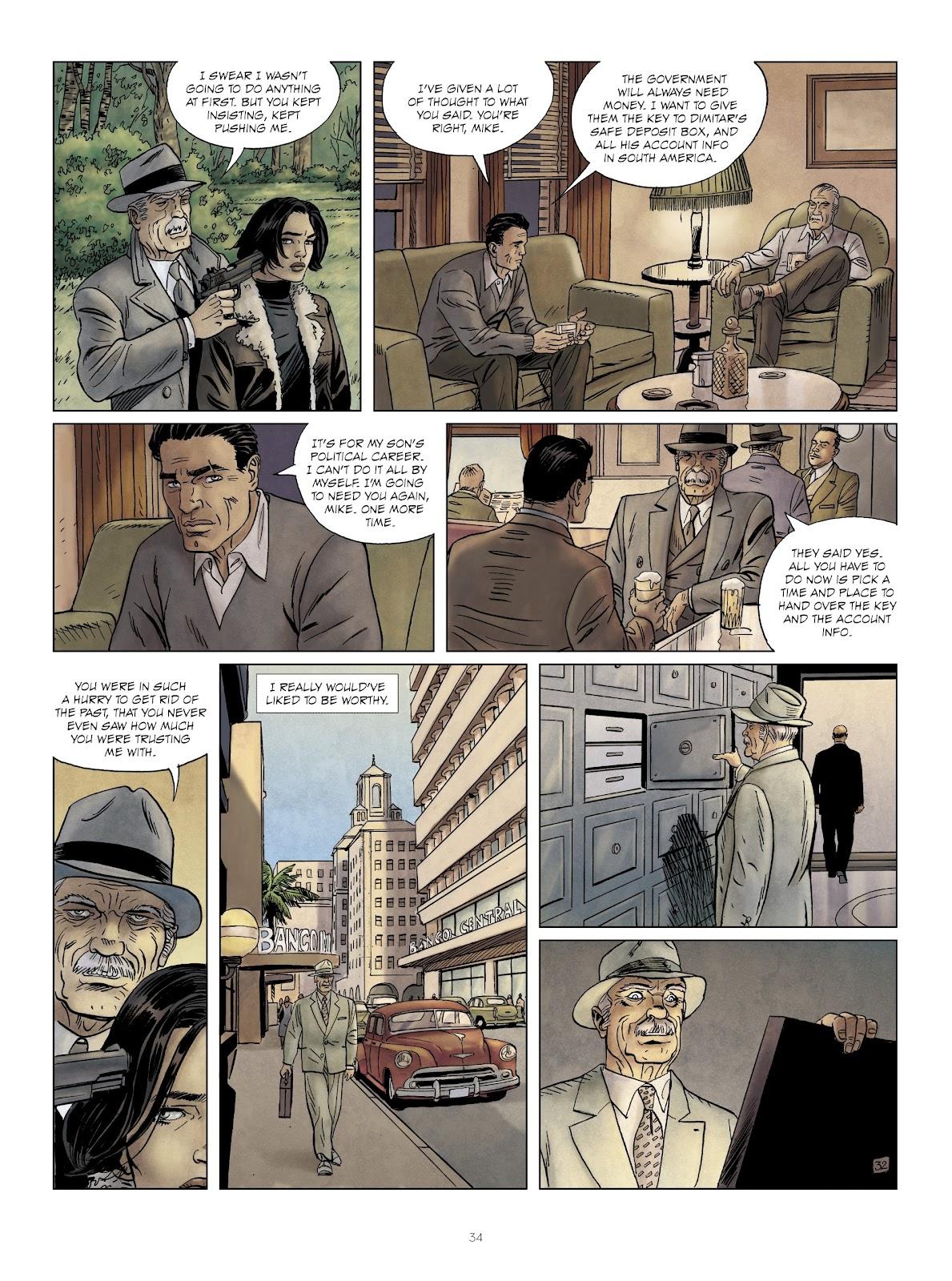 Read online Sherman comic -  Issue #6 - 34