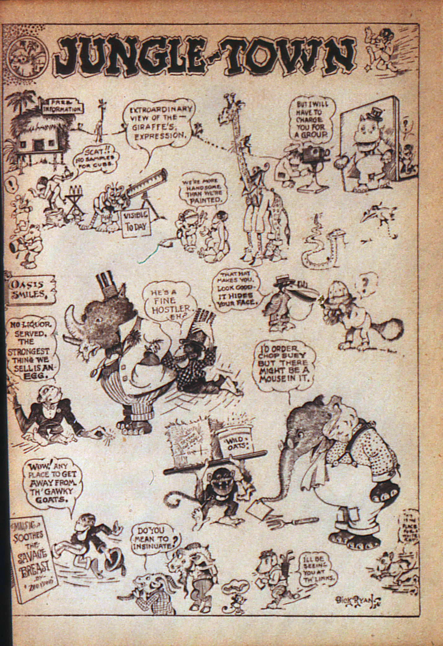 Read online Adventure Comics (1938) comic -  Issue #7 - 29