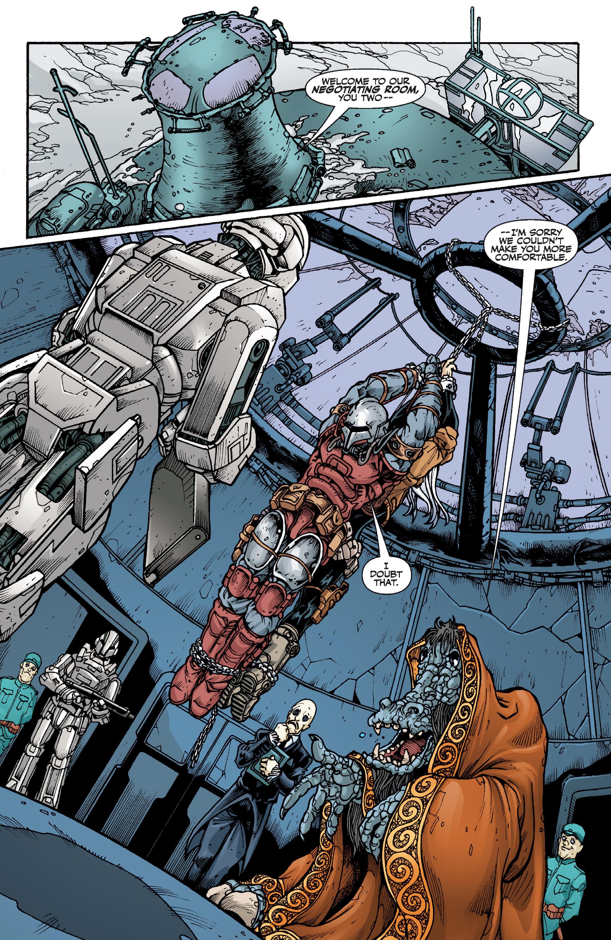 Read online Star Wars Omnibus comic -  Issue # Vol. 32 - 427