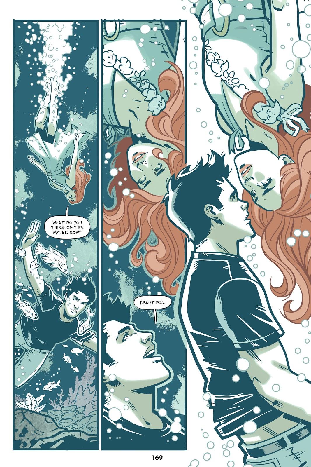 Read online Mera: Tidebreaker comic -  Issue # TPB (Part 2) - 69