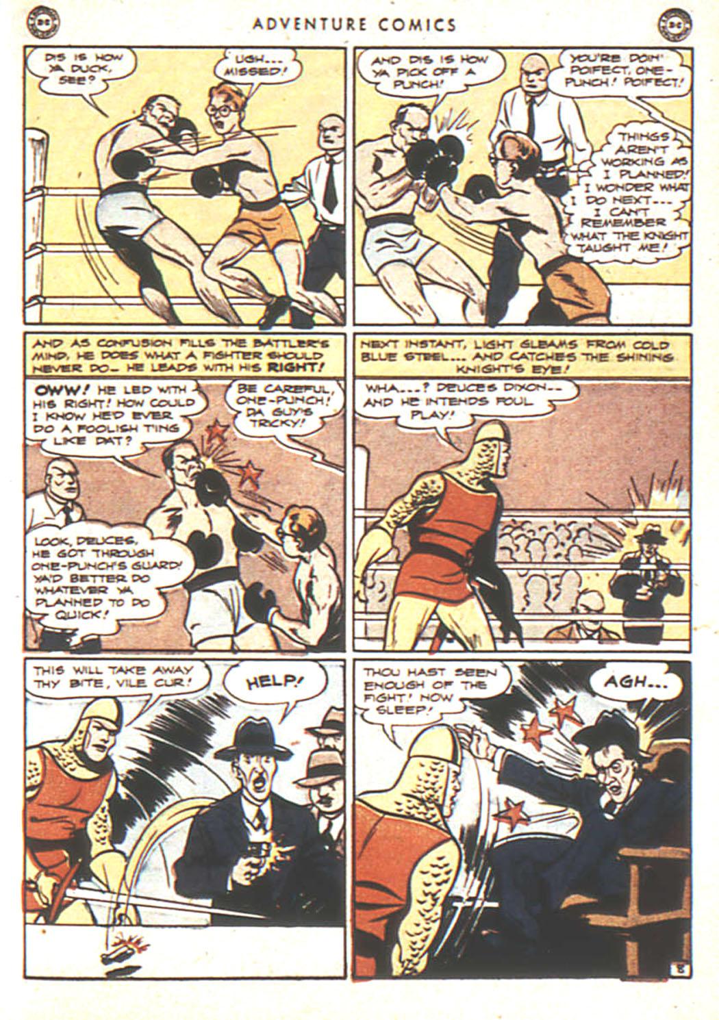 Read online Adventure Comics (1938) comic -  Issue #92 - 25