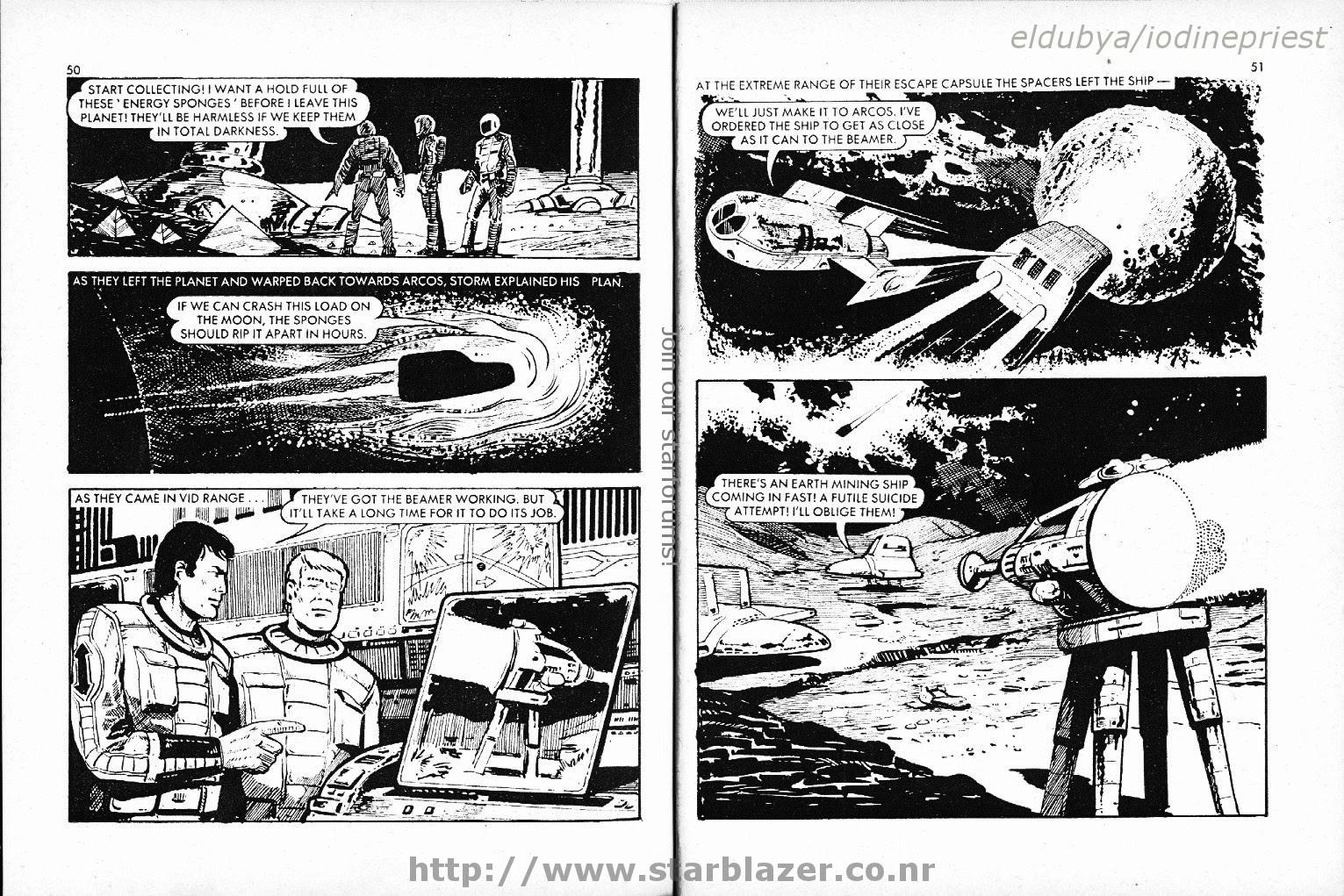 Starblazer issue 98 - Page 27
