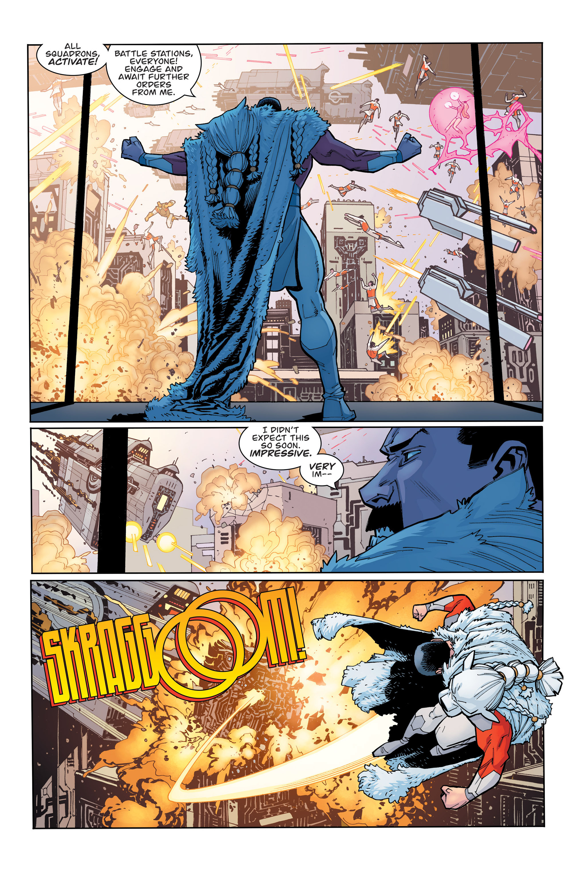 Read online Invincible comic -  Issue #136 - 3