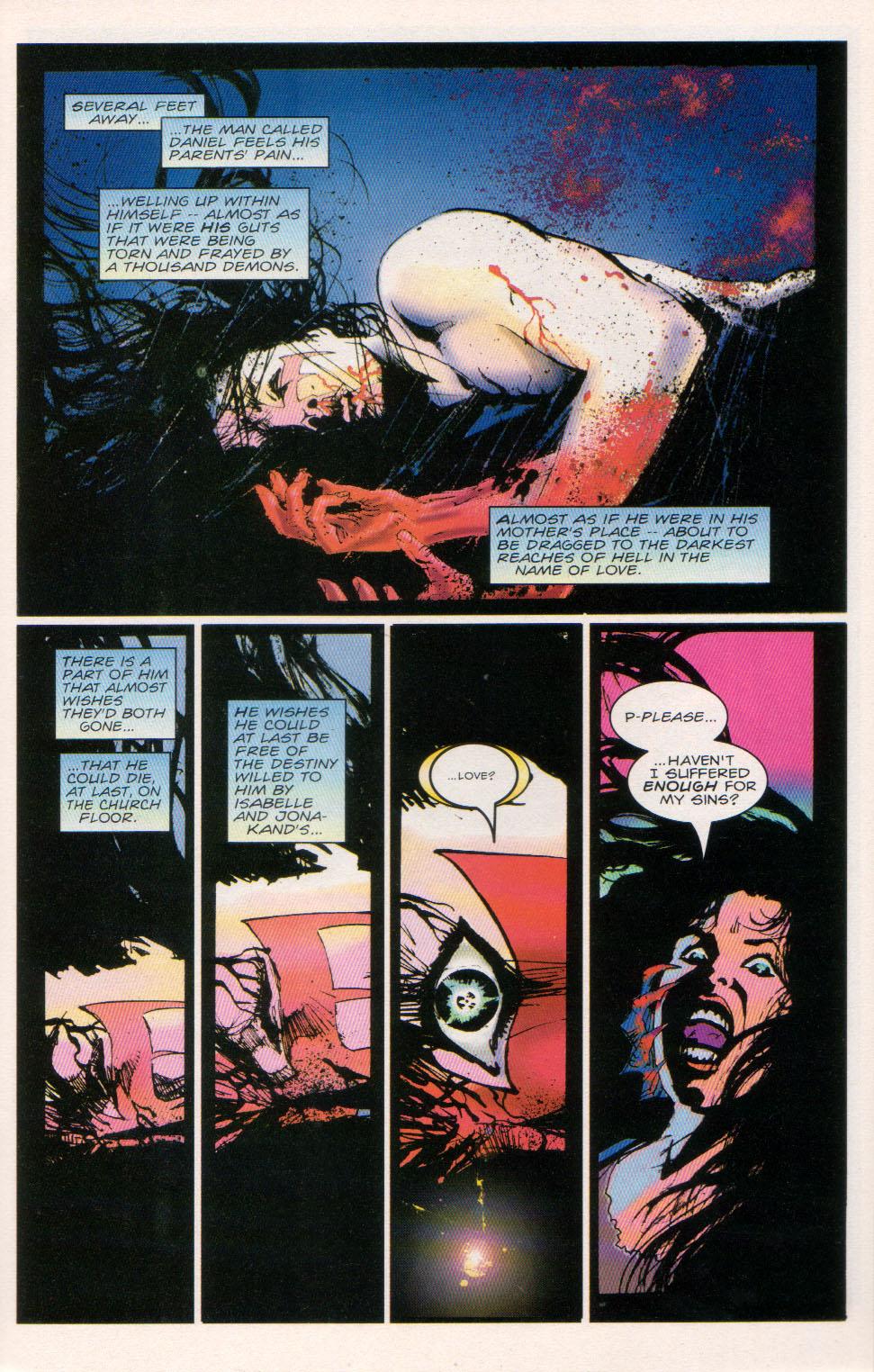 Read online Hellshock comic -  Issue #4 - 22