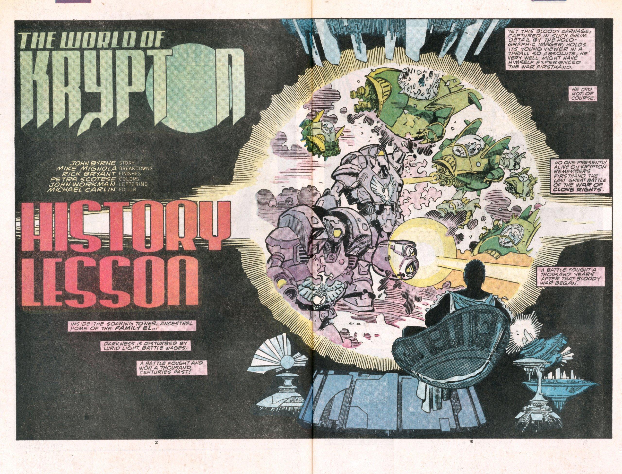 Read online World of Krypton comic -  Issue #3 - 6