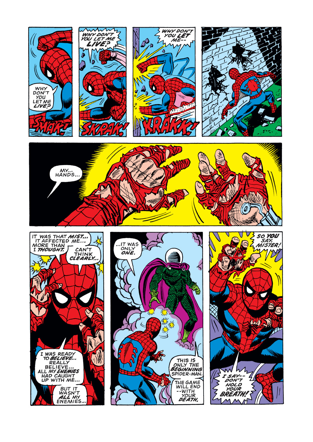 The Amazing Spider-Man (1963) 141 Page 16