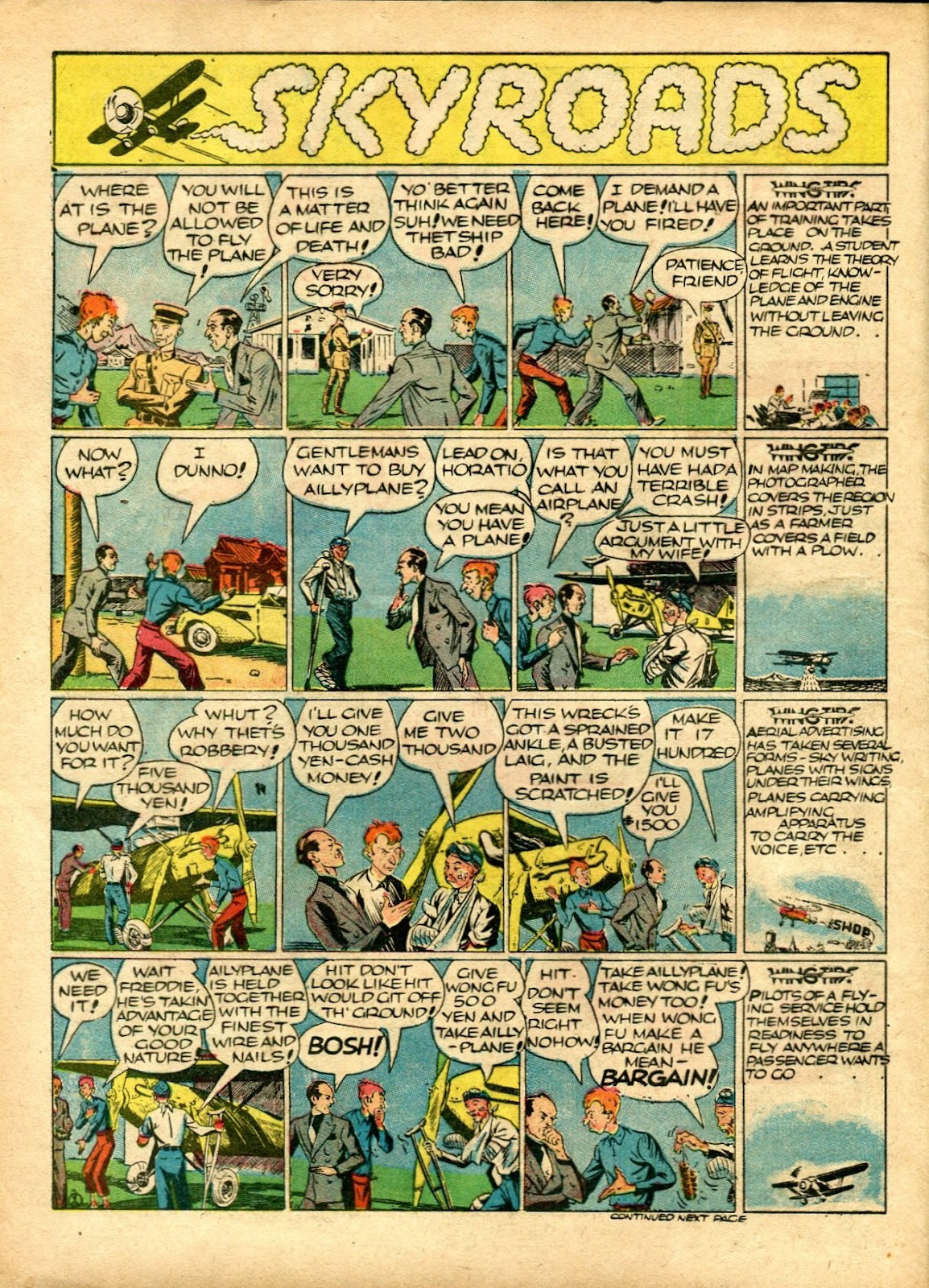 Read online Famous Funnies comic -  Issue #72 - 12