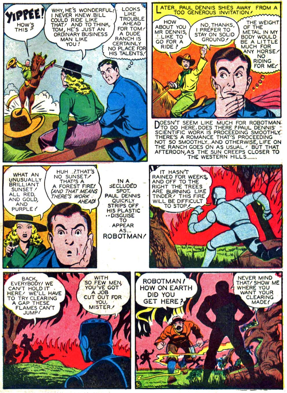 Star Spangled Comics (1941) issue 27 - Page 53