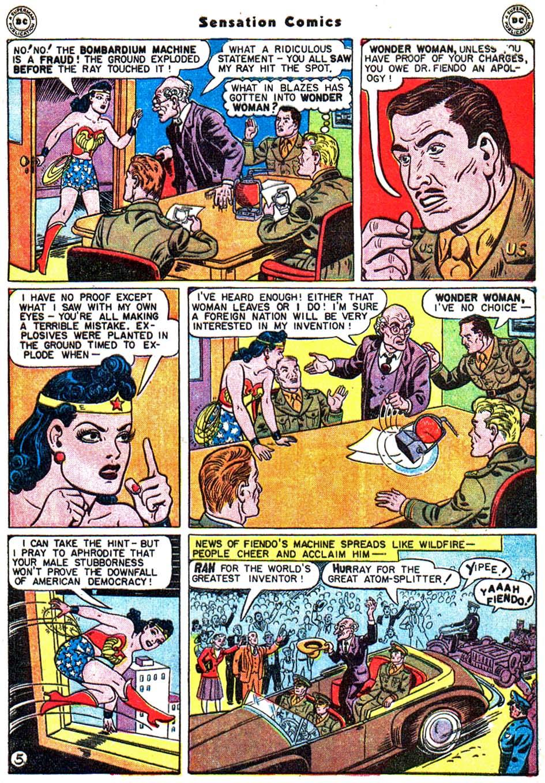 Read online Sensation (Mystery) Comics comic -  Issue #54 - 8