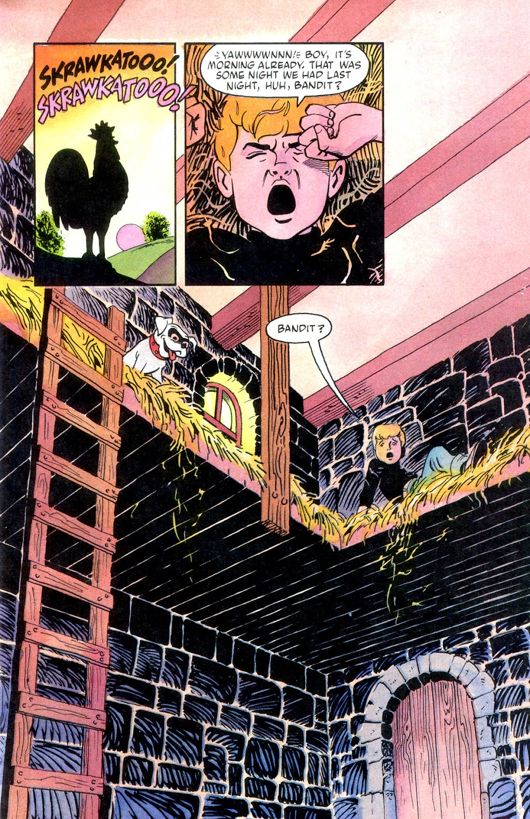 Jonny Quest (1986) issue 10 - Page 11