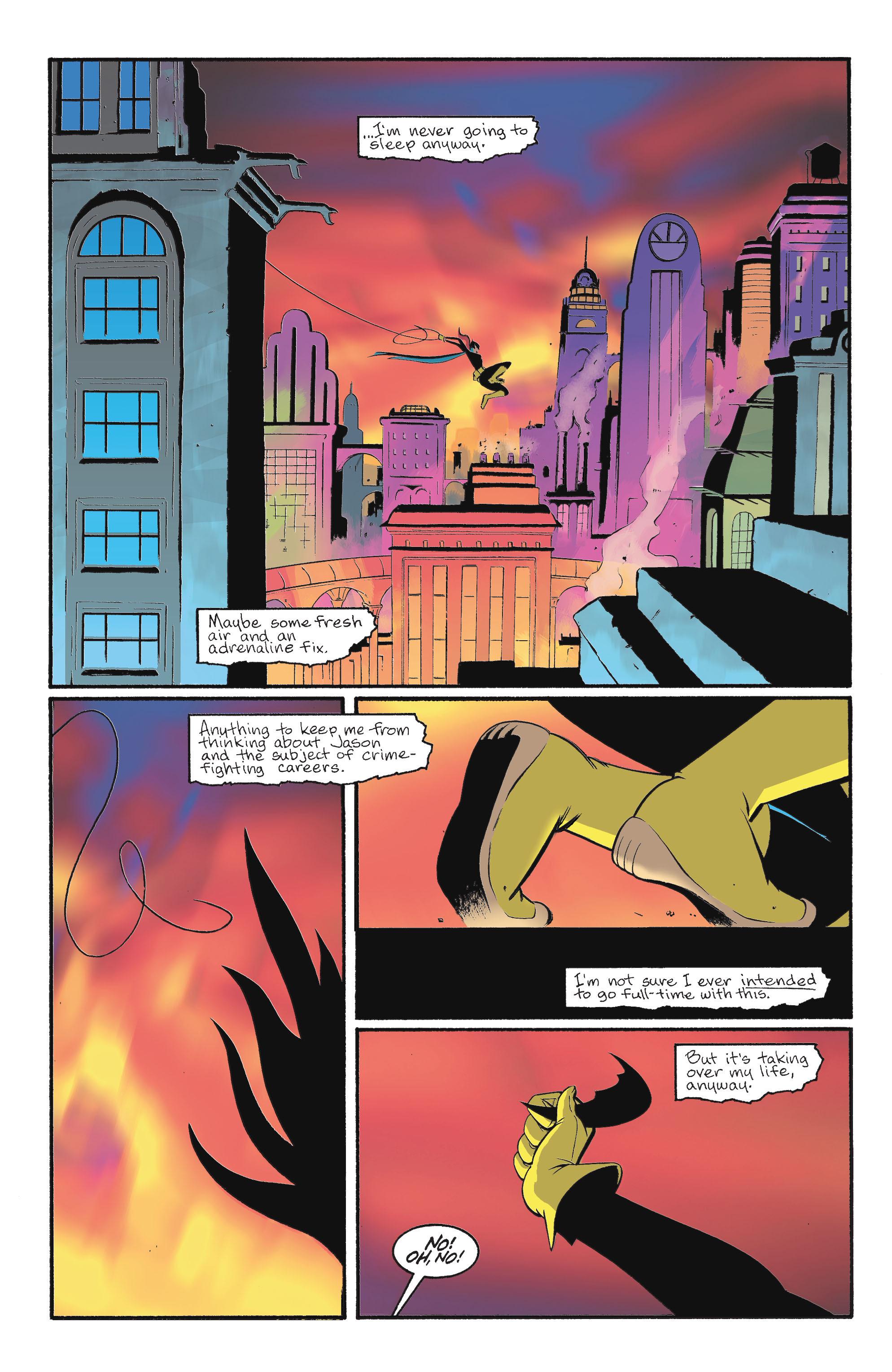 Read online Batgirl/Robin: Year One comic -  Issue # TPB 2 - 146