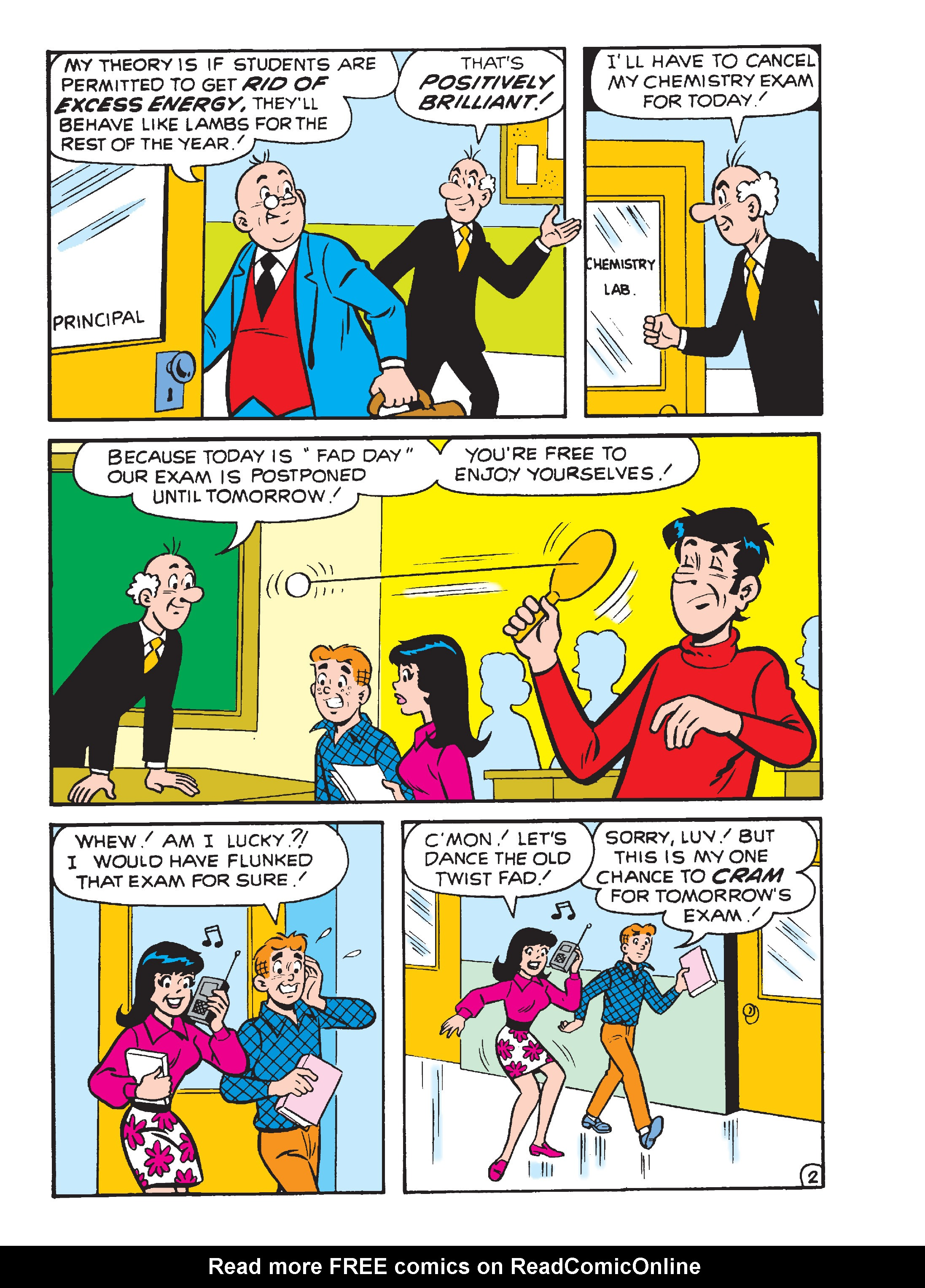 Read online Archie 1000 Page Comics Blowout! comic -  Issue # TPB (Part 4) - 89